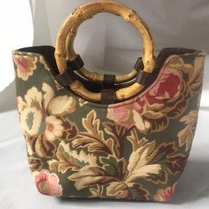 Longaberger Sisters mini purse
